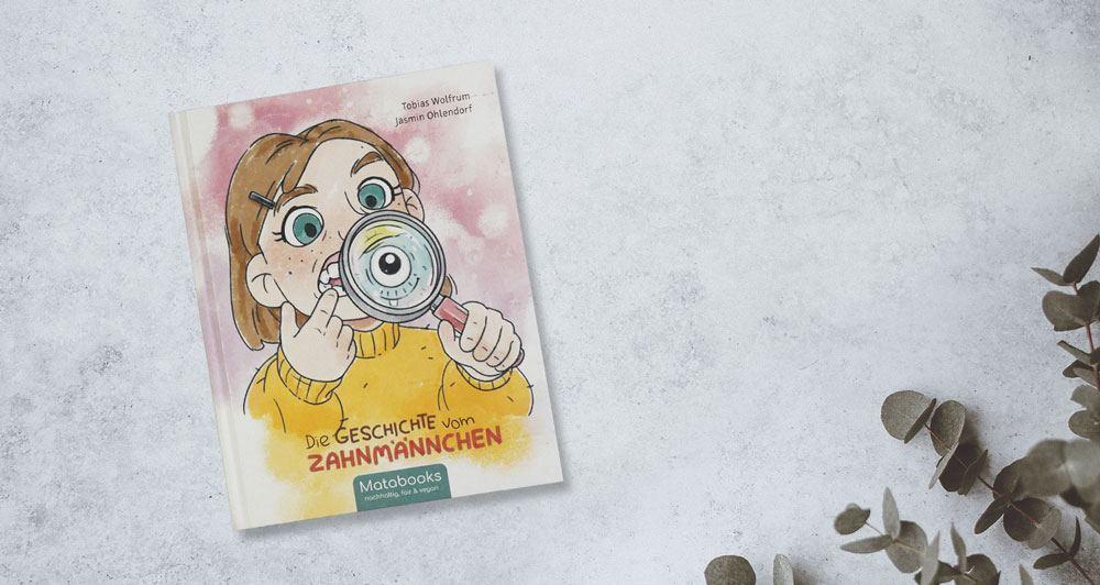 Kinderbuch von Matabooks Die Geschichte vom Zahnmännchen