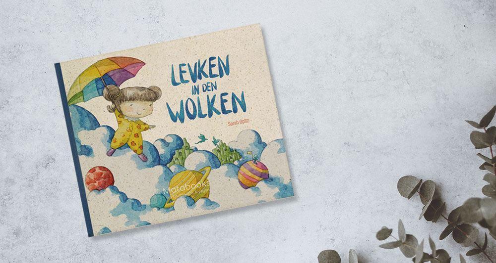 Kinderbuch von Matabooks Levken in den Wolken